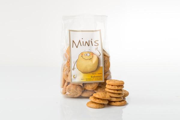Schüttelbrot Minis Snack
