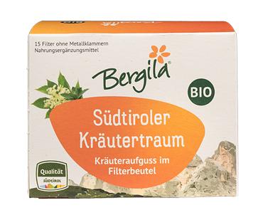 Südtiroler-Kräutertraum-Tee BIO